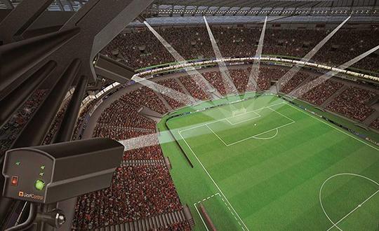 FIFA'nın teknoloji tercihi GoalControl-4D