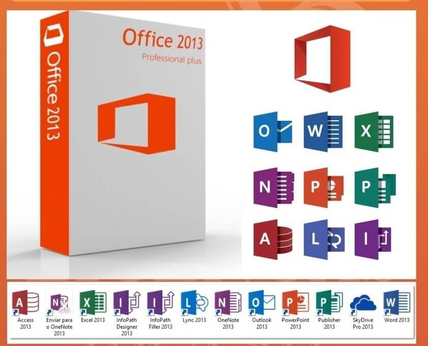 office 2013 etkinleştirme