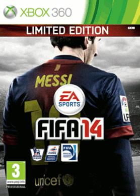 FIFA 14'ün özel versiyonu ön-siparişe başladı!