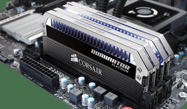 Corsair Dominator Platinum Bellek 16Gb (ram) İnceleme.