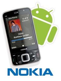 Nokia Android'e Göz Kırptı