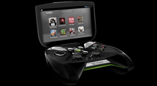 Nvidia Yeni Mobil Oyun Sistemi Project Shield'ı Duyurdu!