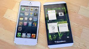 Blackberry'den Tam Dokunmatik Smartphone z10