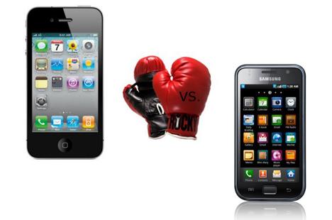 Apple, ABD'de Samsung'u Geçti!