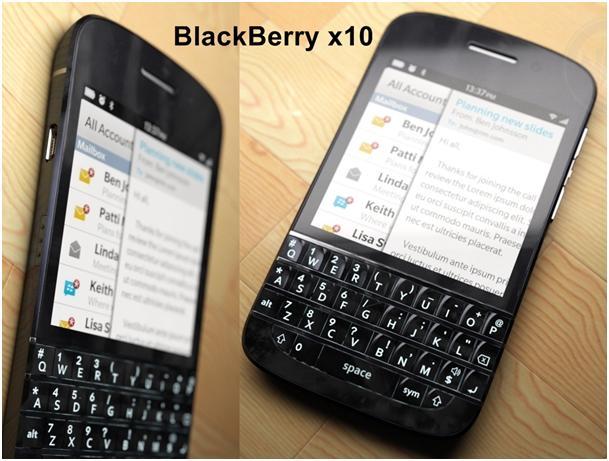 İnceleme: BlackBerry X10