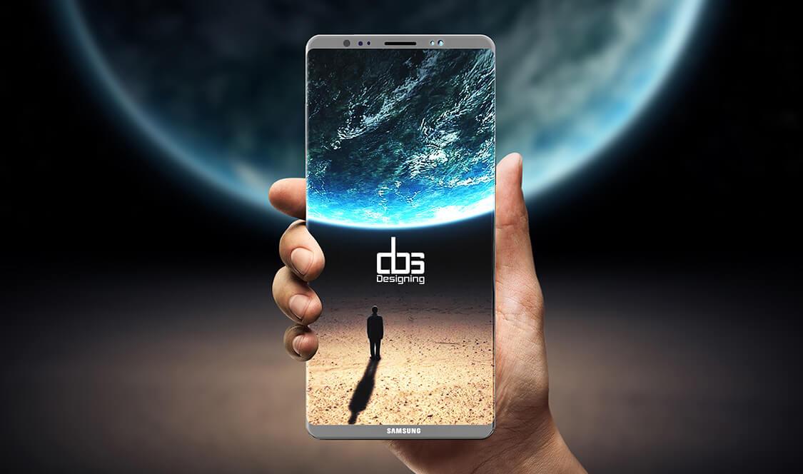 Samsung Note 8 Geliyor!