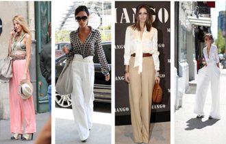 Yeni Moda Akımı Pantolon Etek