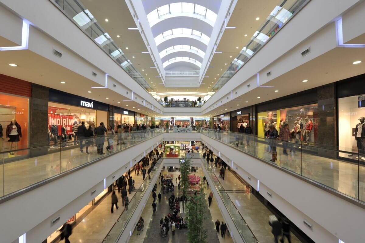 Shopping Mall Sayıları Giderek Artıyor