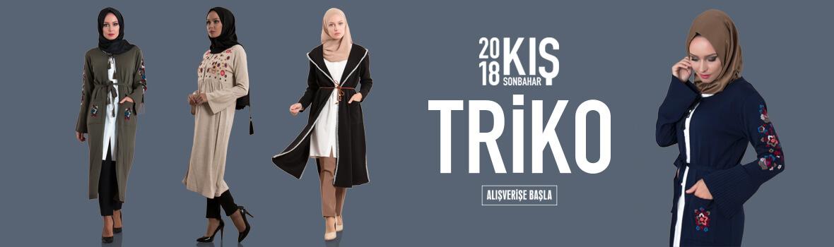 Şık Triko Modellerinin Özellikli Seçenekleri