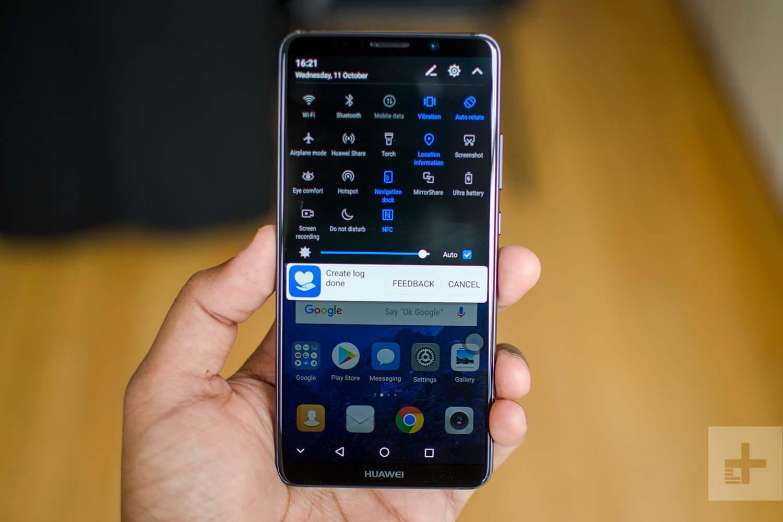 Huawei Mate 20 görseli ve kılıfı sızdırıldı