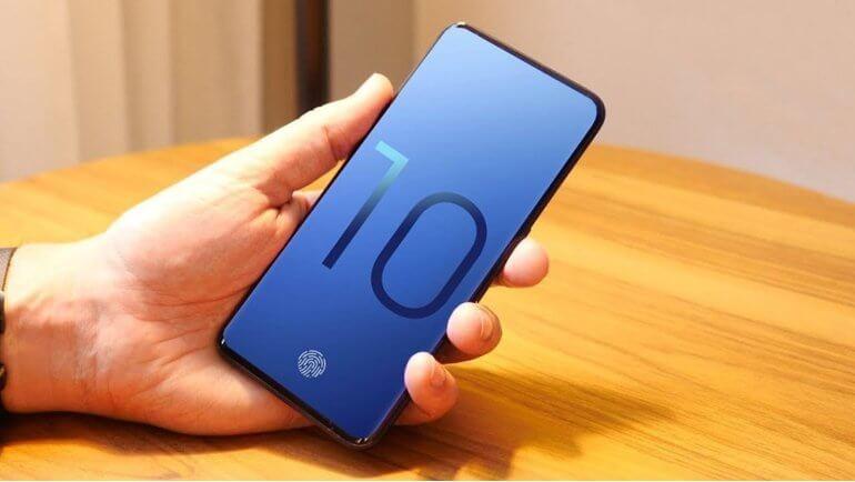 Galaxy s10 Nasıl Olacak?