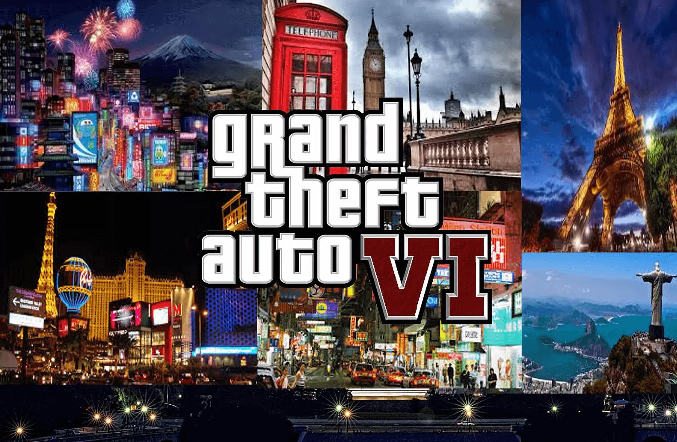 GTA 6 İçin İstenen Şehirler