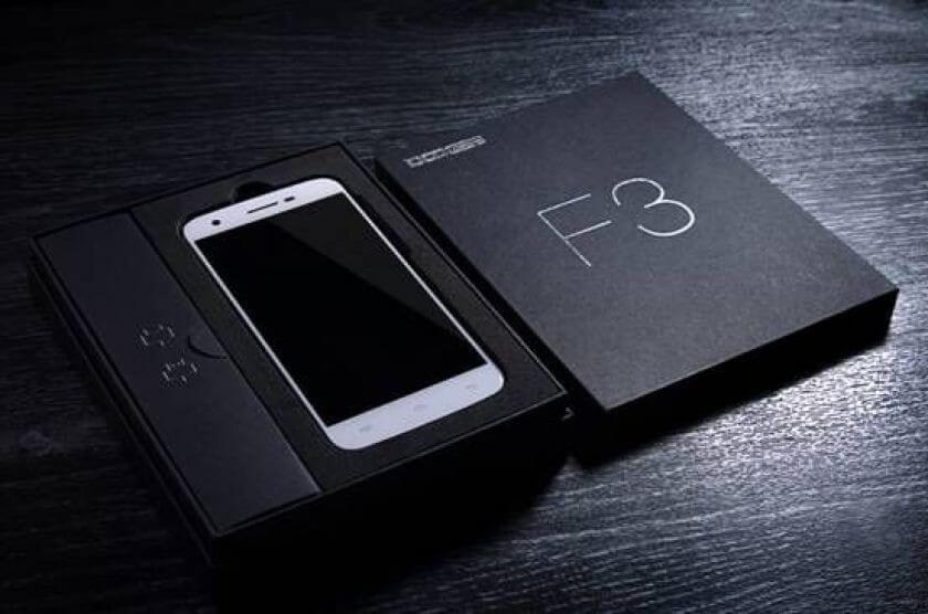 Yanmayan Telefon Doogee F3 İncelemesi ve Özellikleri