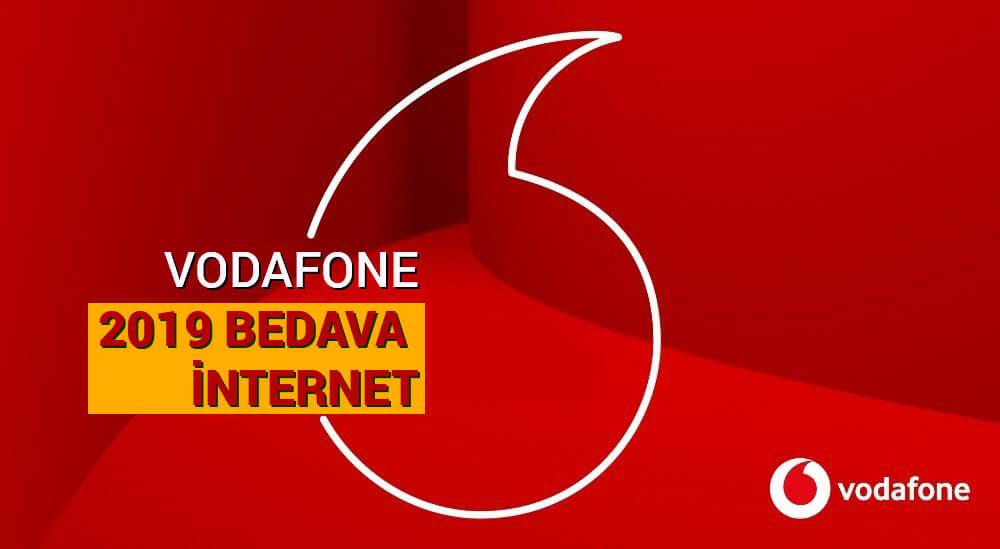 Vodafone 2019 Bedava İnternet Kazan! (Nasıl Yapılır?)
