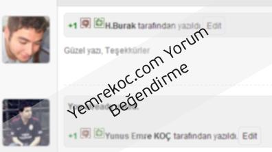 WordPress | Yorumu Beğen Eklentisi!