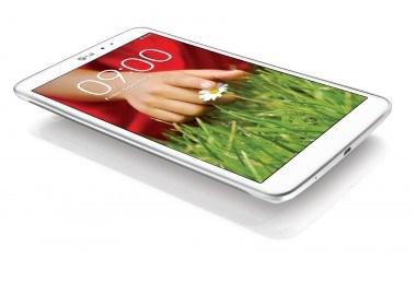LG'den tablet piyasasına hızlı bir giriş : LG G Pad!
