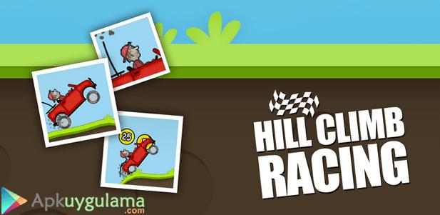 Hill Climb Racing ve Apk Oyun İndirin