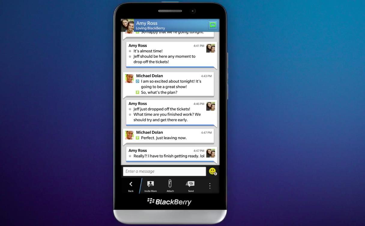 Blackberry Z3 Ön İnceleme