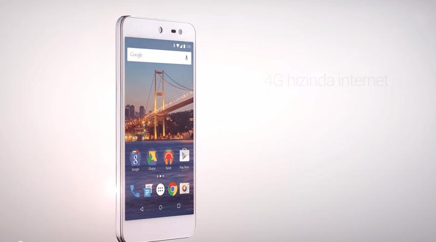 İşte Türkiye'nin İlk Android One Telefonu General Mobile 4G