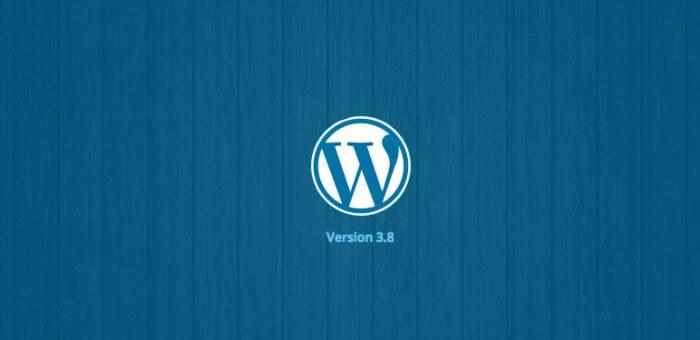 WordPress 3.8 Parker Çıktı!