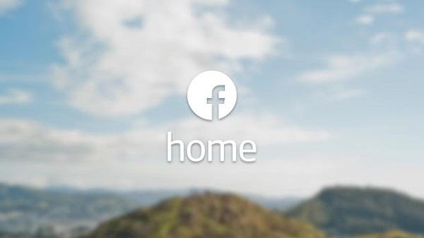 Facebook Home, ülkemizde de indirilebilir içerik olarak yayında