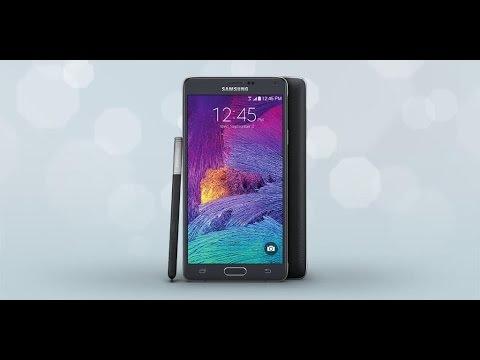 Galaxy Note 4 Tanıtıldı [Video]