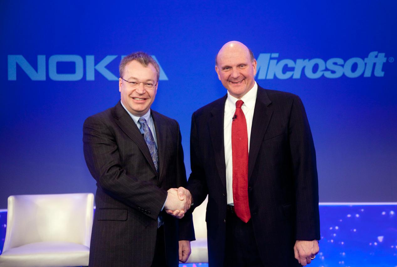 Microsoft, Nokia'yı satın aldı!