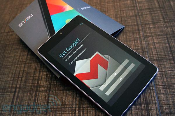 Android 4.3 ve Nexus 7 Tanıtıldı!