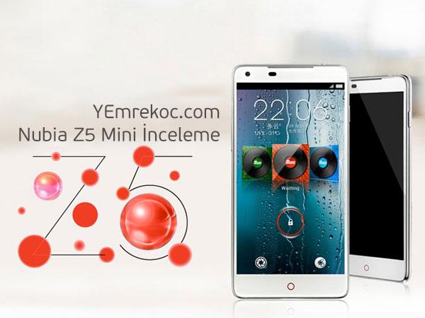 ZTE Nubia z5 mini modeli gün yüzüne çıkıyor.