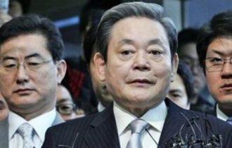 Samsung'un Patronunun Durumu Kritik